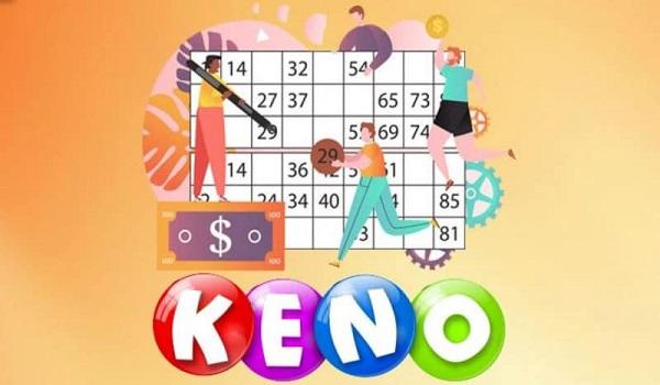 cach choi xo so keno 1 - Xổ số Keno là gì? Cách chơi xổ số Keno dễ trúng