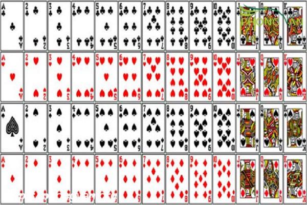 cach nhan biet 52 la bai tu mat sau 1 - Cách nhận biết 52 lá bài từ mặt sau