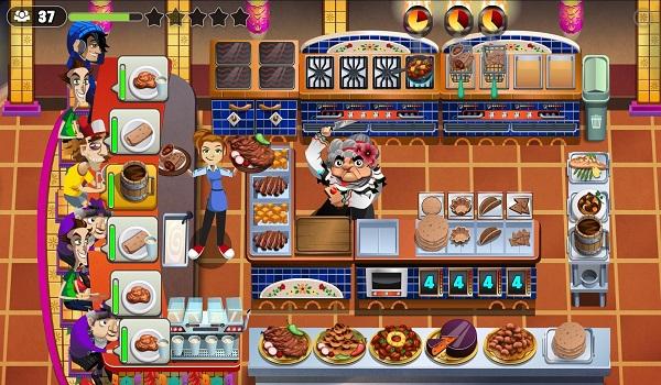 top game nau an hay nhat tren dien thoai 6 - Top 10 game nấu ăn hay nhất trên điện thoại