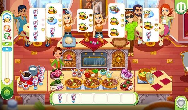 top game nau an hay nhat tren dien thoai 9 - Top 10 game nấu ăn hay nhất trên điện thoại