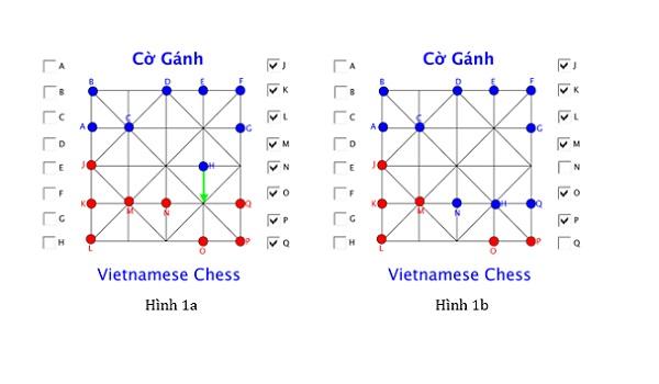 cach choi co ganh 3 - Hướng dẫn cách chơi cờ gánh (cờ chém) dân gian