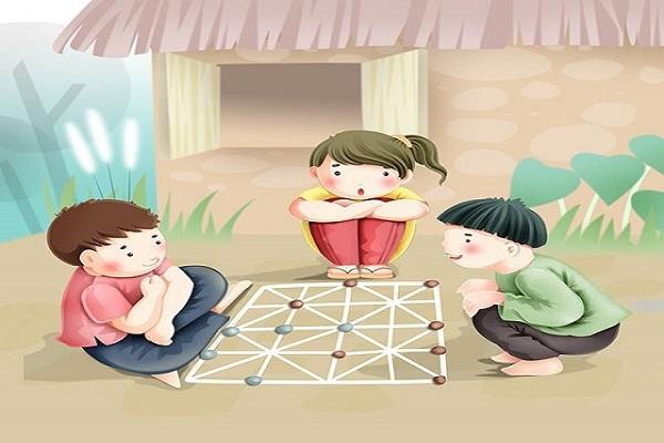 cach choi co ganh 6 - Hướng dẫn cách chơi cờ gánh (cờ chém) dân gian