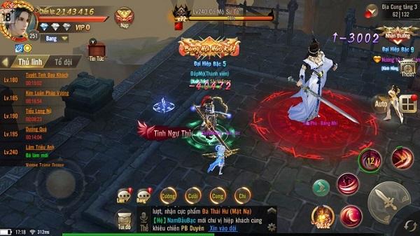 top game kiem hiep mobile hay nhat 10 - Top 10 game kiếm hiệp mobile hay, nhiều người chơi nhất