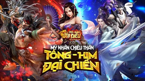 top game kiem hiep mobile hay nhat 5 - Top 10 game kiếm hiệp mobile hay, nhiều người chơi nhất