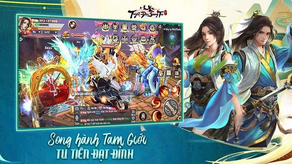 top game kiem hiep mobile hay nhat 8 - Top 10 game kiếm hiệp mobile hay, nhiều người chơi nhất