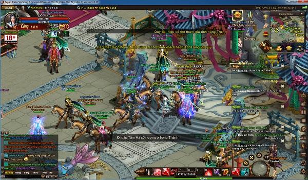 top game kiem hiep pc hay nhat 4 - Top 10 game kiếm hiệp PC online hay nhất hiện nay